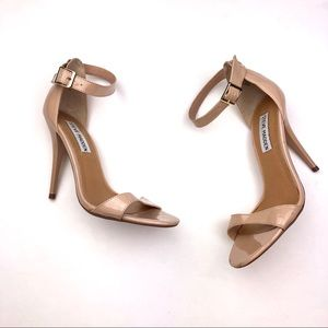 STEVE MADDEN Bitty High Heel Nude